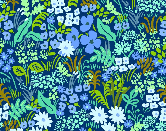 PRESALE: Meadow (blue fabric) from English Garden by Rifle Paper Co.