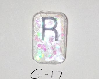 Disco Giant Glitter Rectangle