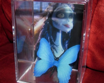 """The Corpse Bride Emily's Butterfly """"Collectible display""""/New/Fun cute item(gift) **We Combine Shipping On All**"""