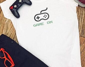 Game on tee - Women's T-shirt