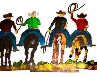 Cowboy Farewell