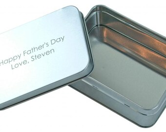 Engraved Gift Box,Personalized Gift Box, Fathers Day,Birthday Gift,Gift for Men,Gift for Women,Folding Knife,Gift Box