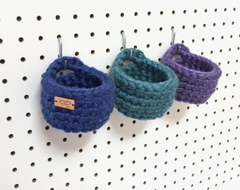 Crochet Hats Patterns Home Decor Gift Tags by SimplyMadeByErin