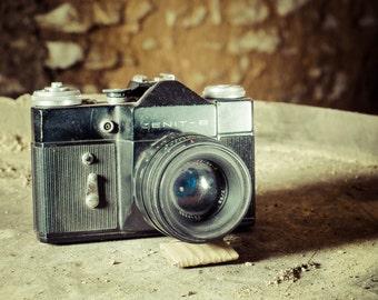 Film camera Zenit-B
