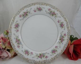 "Vintage Noritake ""Somerset"" Dinner Plate"