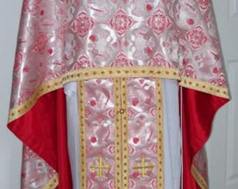 Priest Eastern Orthodox Byzantine Vestment Set