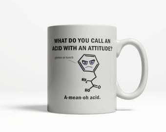 Chemistry| Chemistry Gift| Chemistry Jokes| Science Gift| Molecule| Molecules| Amino 082