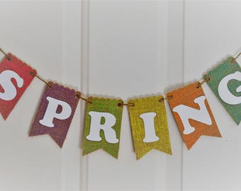 Spring banner ,Spring