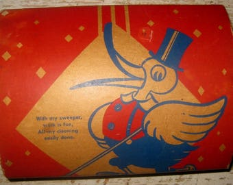 Vintage Toy Sweeper/Carpet Sweeper