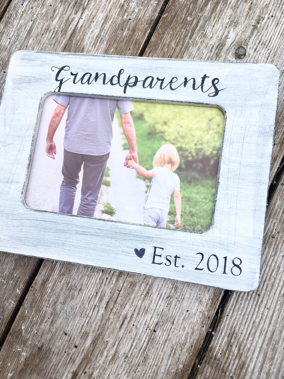 Grandparents frame, grandkids frame, from grandchildren, ultrasound ...