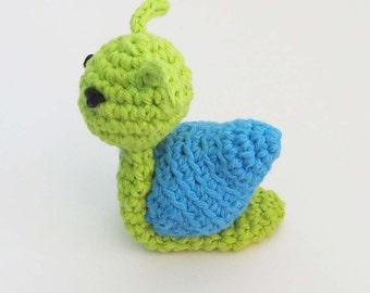 Catnip Snail Cat Toy - Choose Your Colors