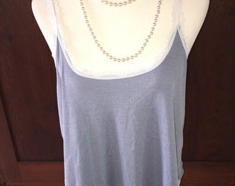 M / Victoria's Secret / Camisole / Cami / Blue / Medium