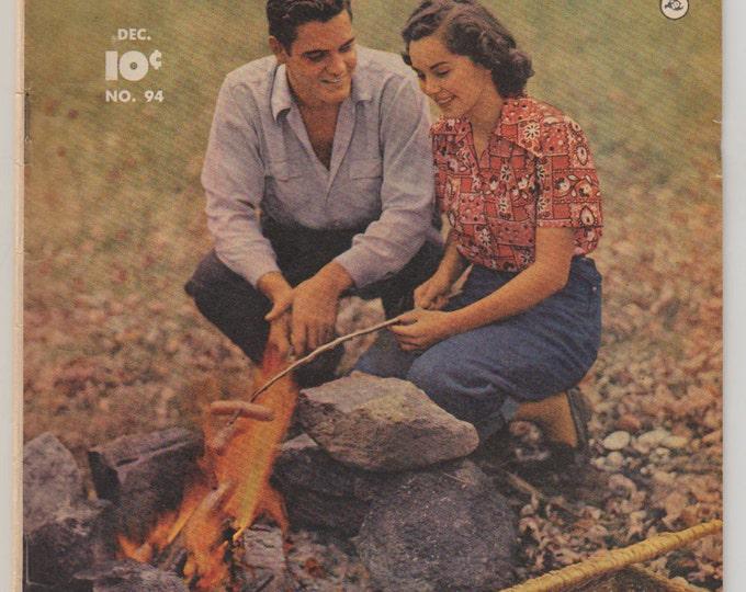 Sweethearts; Vol 1, 94, Golden Age Romance Comic Book. FN- (5.5). December 1950. Fawcett Comics