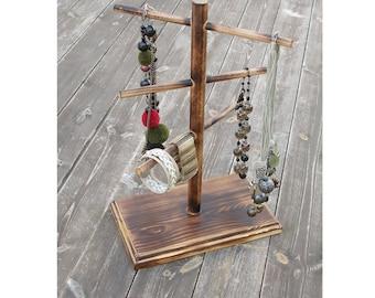 Wood Jewelry Display,Bracelet display, Earing Display, jewlery Stand,jewlery Holder