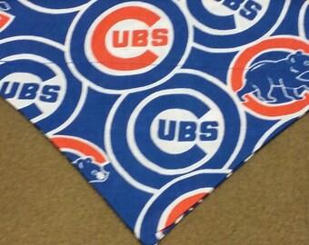 SALE! Chicago Cubs Dog Bandanas!!