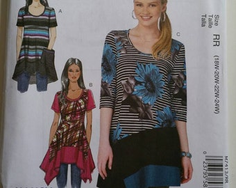 McCall's M7413 Sewing Pattern women's Tops