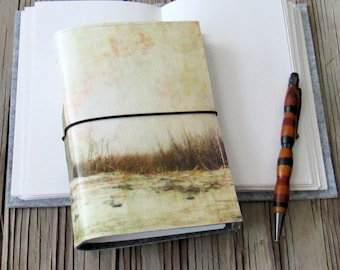 remains of the day journal- inspired by nature for goals, dreams, inspire journal by tremundo for moms dads and grads gifts under 30