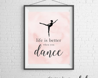 Life Is Better When You Dance (ballet)