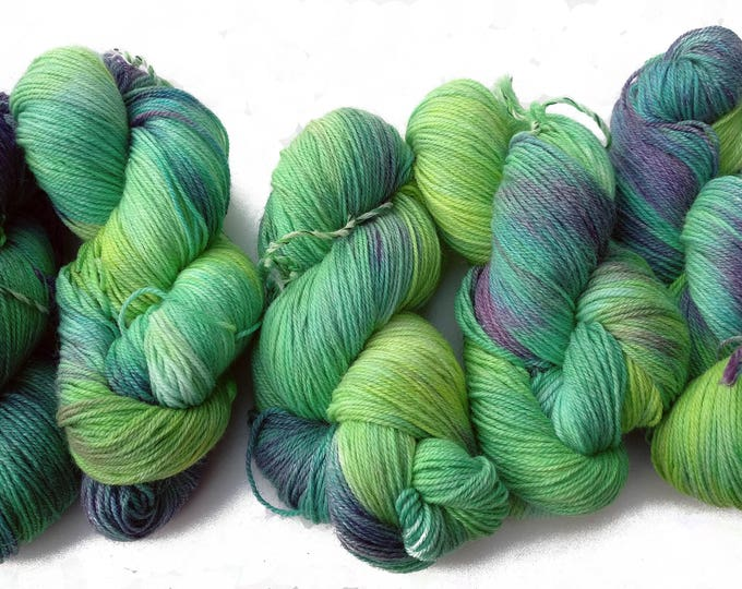 Pedicure Basic Sock Yarn - Falling leaves