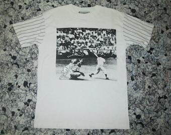 vintage fido dido baseball tshirt
