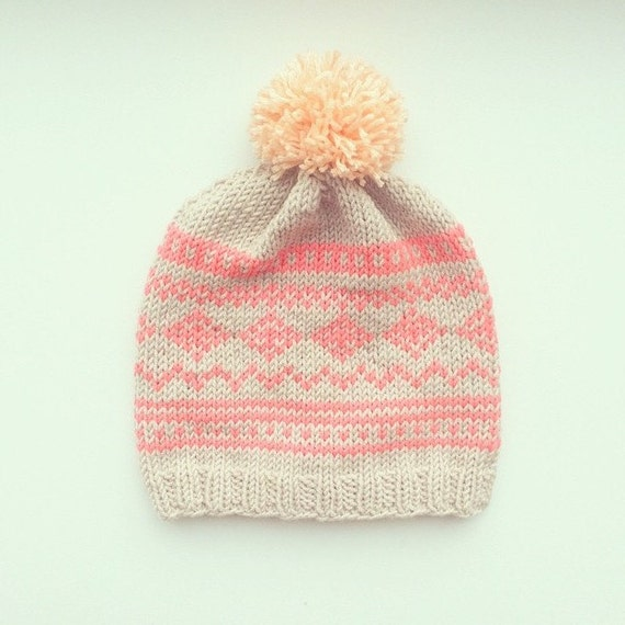 Liljas beanie - Knitting pattern