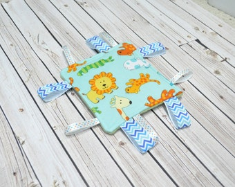 Soft Toys for Baby - Taggie, Taggy - Baby Crinkle Toy