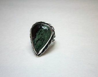 Bella's Anyolite Ring