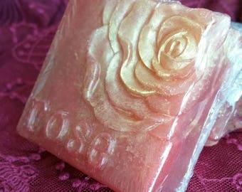 Gilded Rose Soap