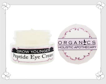 Grow Younger Triple PEPTIDE EYE CREAM Wrinkle Cream