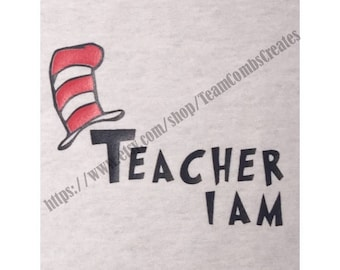 Teacher I am or Student I am