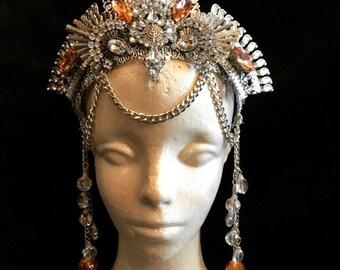 Crown- The rising Goddess