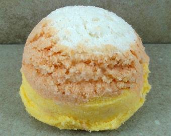 Candy Corn - Bath Melt - Butter Bomb Bath Fizzy