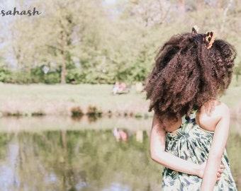 Lilah Top & Dress, Girls Pattern, PDF Patterns, Knit or Woven, PDF, Girls Dress Pattern, girls dress, racerback dress