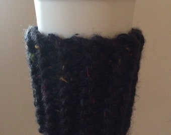 Coffee or Tea Cozie! Eco Friendly!