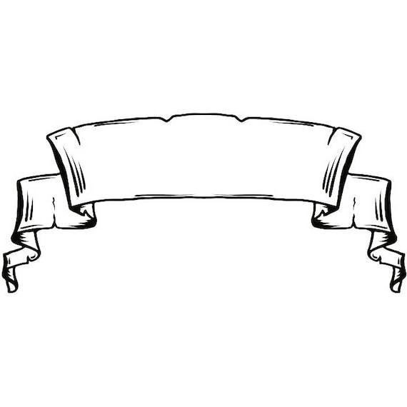 banner 14 vintage ribbon logo label sticker emblem scroll