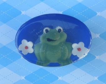 Pond Frog Children's Soap for eczema