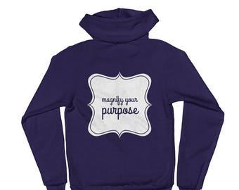 Magnify your Purpose/P+L+J Hoodie