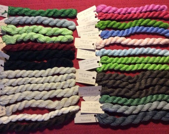 Silk & Ivory Yarn