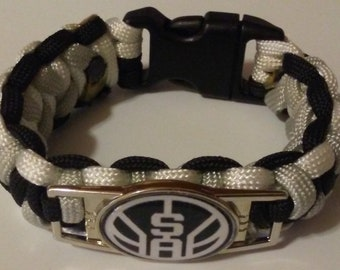 SA SPURS Themed Bracelet