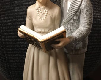 """Treasured Moments """"Fifty Years Together"""" by Enesco E-3250"""