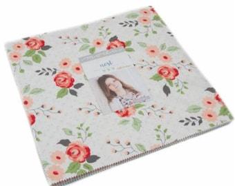 Nest Layer Cake by Lella Boutique for Moda Fabrics. 5060LC