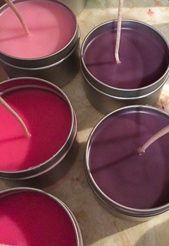 how to create candle scents