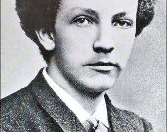 Poster, Many Sizes Available; Richard Strauss