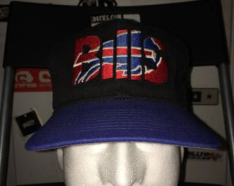 buffalo bills snapback hat