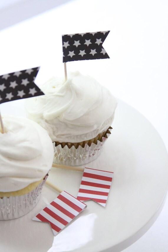 Cupcake Picks - EnFete