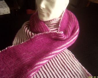 adult reversible woolen scarf