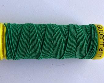 """Green thread for shirring """"gütermann"""""""