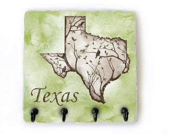 Texas Key Hook, 4 Hook Key Rack, Texas Key Rack, Key Hanger, Texas Wall Hook, Texas Hooks, Texas Key Holder (81)