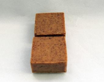 Natural Turmeric Bar Soap (sample size) small