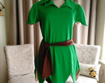 Peter Pan Costume - like the Disney movie for adults